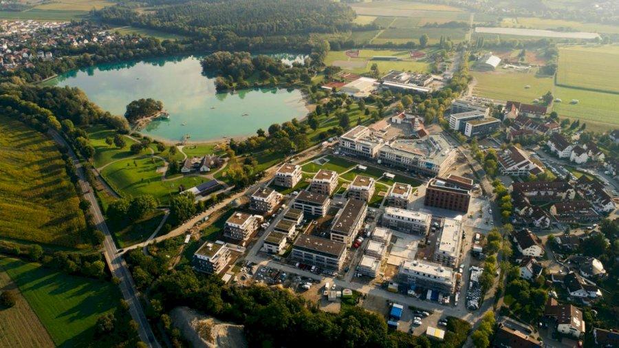 Lage am Schlosssee